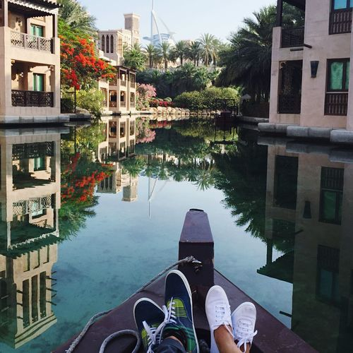 Abra ride in Madinat Jumeirah in Dubai Eye4photography  EyeEm Best Shots EyeEm Nature Lover EyeEm Best Edits Eyemphotography Dubai Traveling The Places I've Been Today Seeing The Sights Market Bestsellers 2017