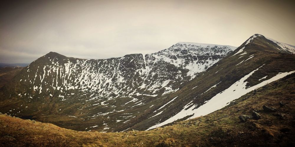 Helvellyn Helvellyn Mountain Range Mountains Mountain View Mountain Range Snow Dangerous Lake District Lakes  Outdoors Outdoor Photography Landscape Landscape_Collection Landscape_photography Expedition Walking Mountainwalking The Great Outdoors - 2016 EyeEm Awards