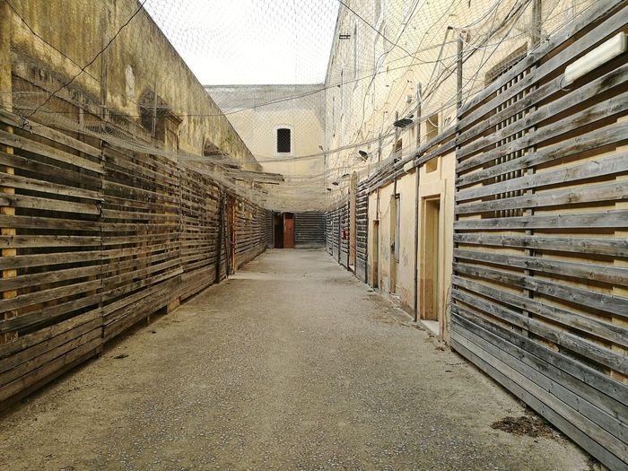 Former military prison Ex Carcere Militare arresti in fortezza