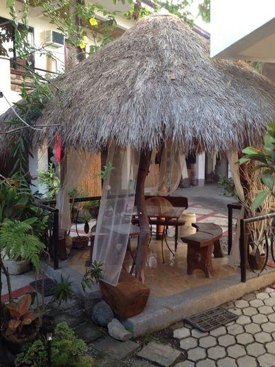Gazebo Nipa Hut
