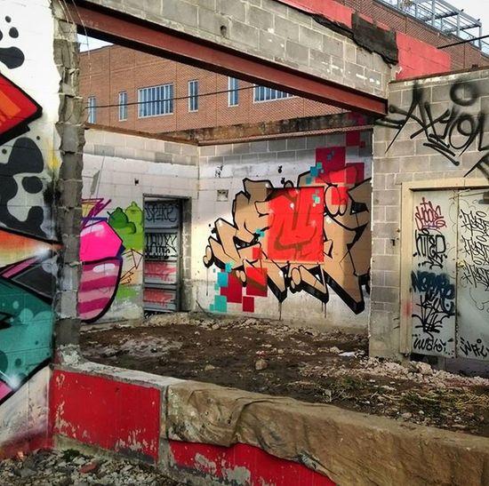 Graffiti Graffhunter Denvergraffiti UrbanART Streetart Denverstreetart 12ozprophet Rsa_graffiti Instagraffiti Emit