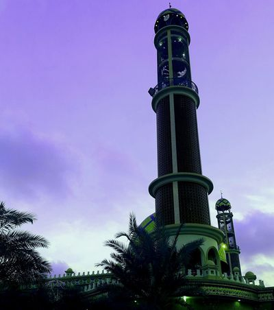 traditional minarets Exotic Vintage Photo Stylish Vintage Style Amaging Exotic Old Travel Tradisional Art Madura Island-Indonesia Exotic Creatures Beautiful Nature Legends Vintage Legend Architecture Beautiful Nature Low Angle View Architecture No People Statue Sky Built Structure Day Outdoors Tree