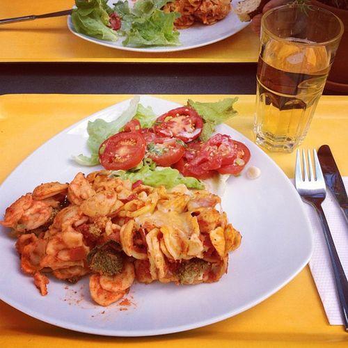 Lecker Mittag und gesund