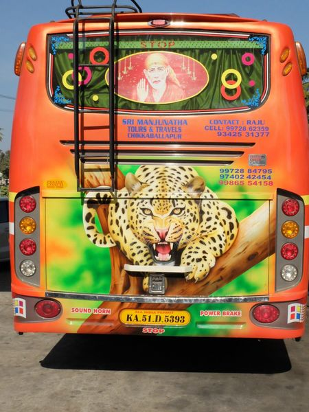 Bright Colors JAGUAR Local Transportation Orange Public Transportation Travel Animal Themes Bus Colorful Day Decoration No People Text