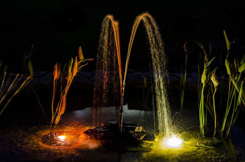 Calm Fountain