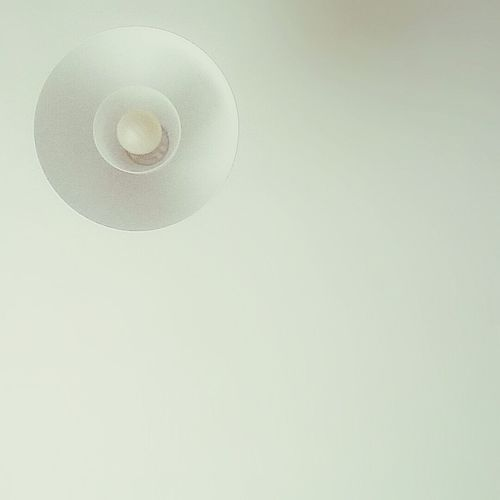 White Color Blanco Lamp Lampara Absractphotography Abstract Perspective EyeEm Gallery Mobile Photography HuaweiP9 Huawei Home Is Where The Art Is