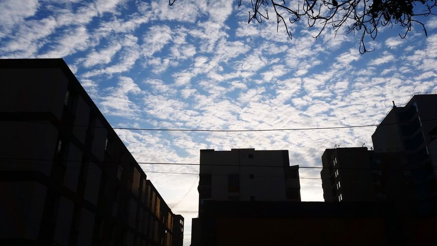Architecture Building Exterior Built Structure Low Angle View Sky Cloud - Sky Day No People Outdoors City EyeEmNewHere