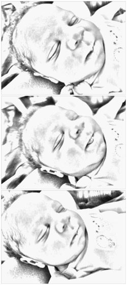 The newest member of our family Mekhi Marcellus Marshall