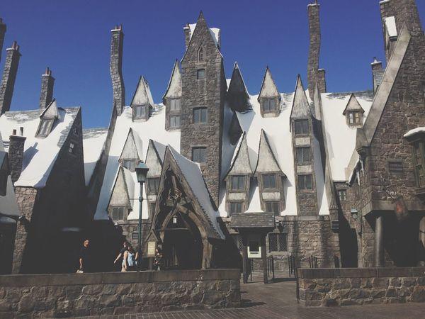 Hogwarts! Harrypotter