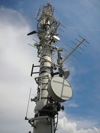 Technology Communication Low Angle View Connection Data Antenna - Aerial Global Communications Telecommunications Equipment Cloud - Sky No People Day Wireless Technology Outdoors Sky Funk Funkmast Mobilfunkmast Mobilfunk View From Below Sky And Clouds Merkur Baden-Baden Baden Baden Baden Baden Germany