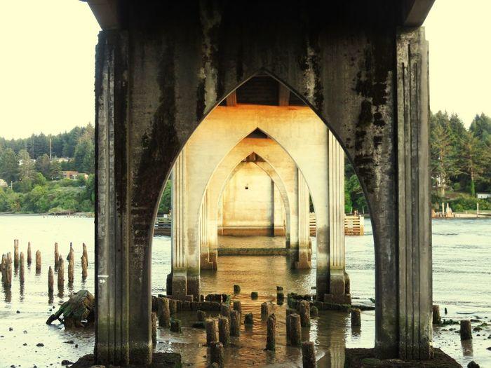 Amazing Architecture Siuslaw Bridge Florence OR