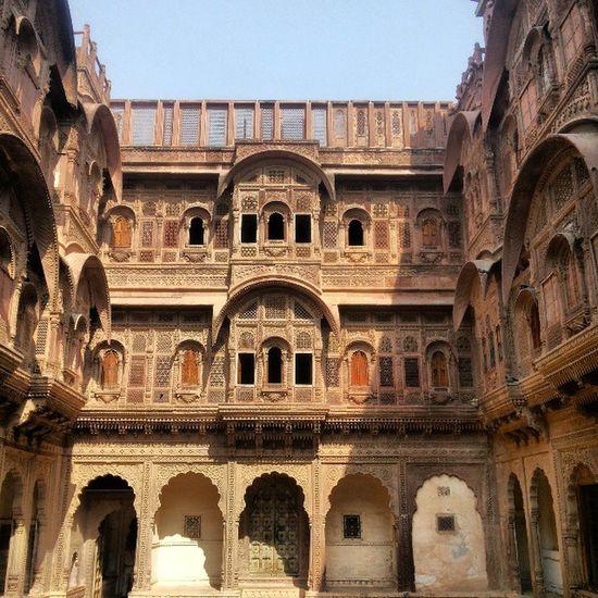 Mehrangarhfort Jodhpur Rajasthan Mycountryindia India Arts Picoftheday Photooftheday