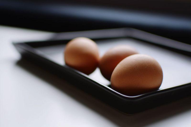 Egg Close-up