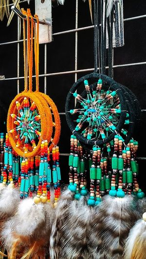 Art And Craft Hanging Multi Colored No People Christmas Decoration Indoors  Close-up Day Scenics Beauty Dreamcatcher Dreamcanvas Handmade Handmade For You Handmade By Me Culture Individual Travel Wallpaper Colorful Rainbow Color Palette Interior Design Interior Design