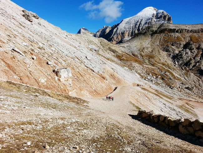 Dolomites, Italy Mountain Colors Outdoors Nature Lagazuoi Ww1 Museum