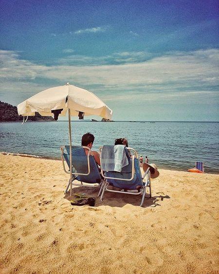Aguardando o replay! 😎🍉🌞🏄 Waiting for the replay! 😎🍉🌞🏄 Honeymoon Honeymoontour Beach Summer Withlove Positivevibes