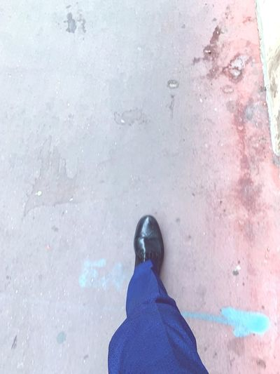Walking One