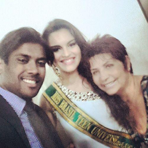 Miss Três Lagoas 2013 ViceMissBrasilTeen ErikaMoura Ducarmo