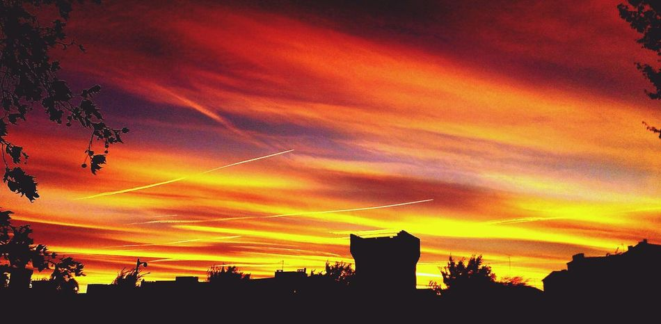 Sky Collection Hello World Beautiful Colours.... Discover Your City