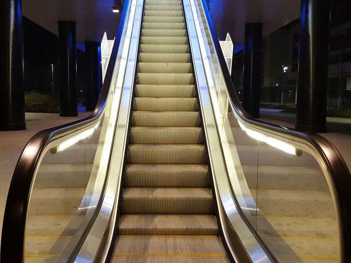 Escalator Sliding Scale Architecture