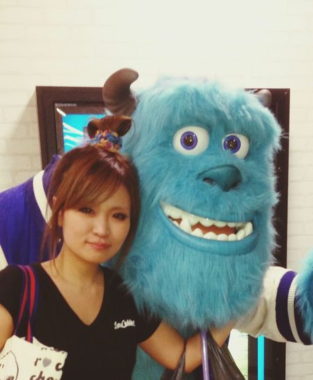 That's Me Friends Monsters INC