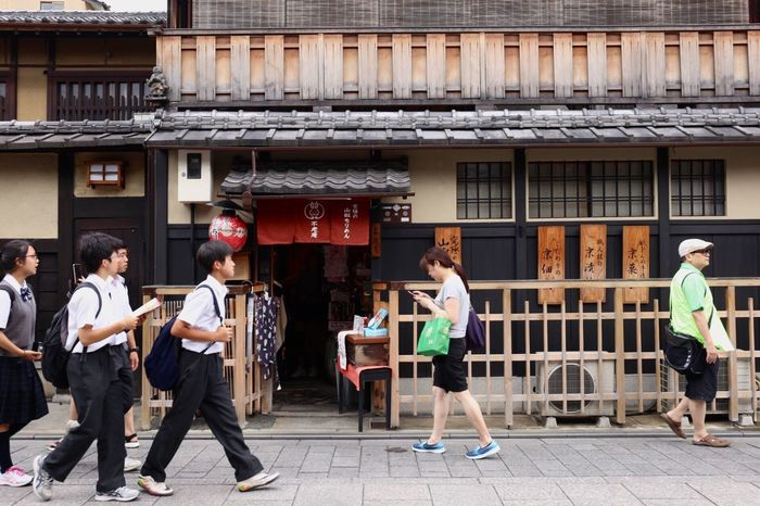 2017.06.29 EyeEmNewHere Traditional Tour Tourism Tourists Cultrue Kyoto Japan Summer Students EyeEm Selects EyeEmNewHere Connected By Travel The Architect - 2018 EyeEm Awards The Street Photographer - 2018 EyeEm Awards