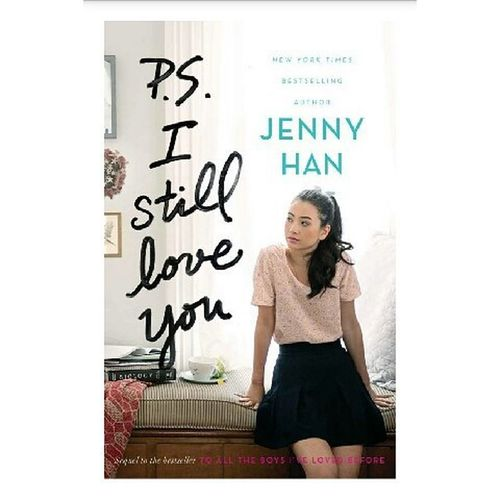 When the person you like starts to like you back JennyHan ToAllTheBoysIveLovedBefore Psistillloveyou Ebook Aldiko Nerdingout LaraJeanSong PeterKavinsky Sequels Books Awesomebooks