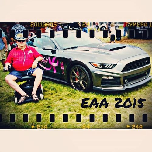 Eaa Dad by Rouschcharged Hope Supercharger Osh15 Oshkoshwi Fordairventure Sportcar