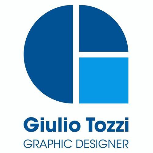 Giulio Tozzi Graphic Design Logo Form Geometria Rome Italy