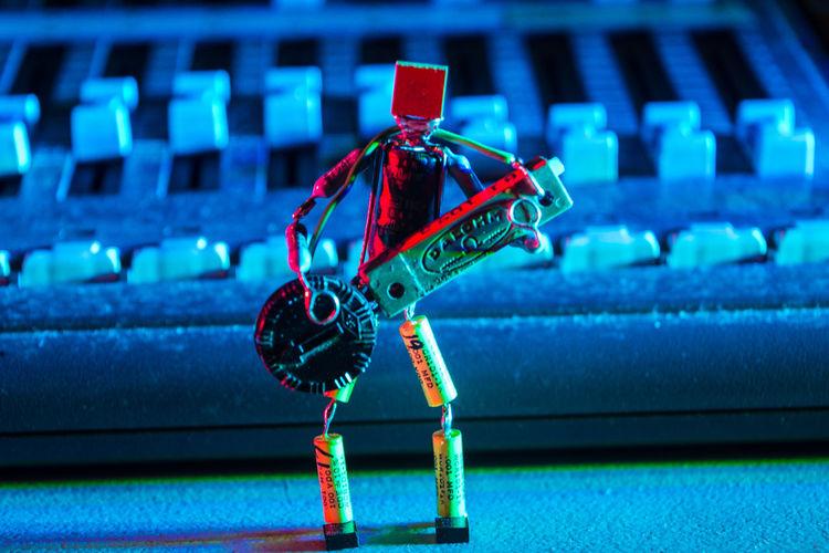 Electronic Electronic Music Electronic Music Styles Focus On Foreground No People Radio Station Recording Studio Sound Recording Equipment Technology