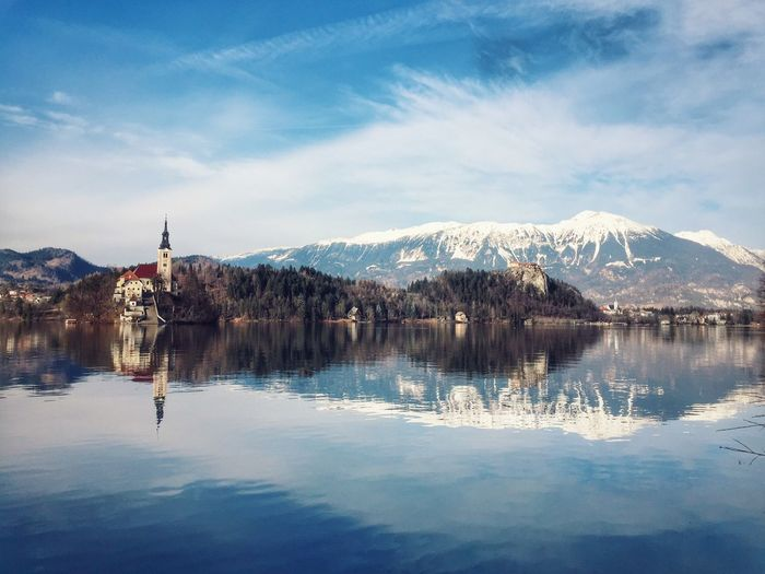 EyeEm Selects Reflection Sky Mountain Water Beauty In Nature Cloud - Sky Tranquil Scene Lake Nature Outdoors Love Travel Destinations Welcomeweekly Week On Eyeem OpenEdit EyeEm Best Shots EyeEmNewHere