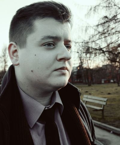 Sadness Photo Zdjecie Photography Boy Chłopak Elegant Chubby Model Polska Krakow Nowahuta Serious One Person Portrait Teenager Headshot People Young Adult Adult One Teenage Boy Only Day Close-up Outdoors Real People Sky Fashion Stories EyeEmNewHere This Is Masculinity Stories From The City