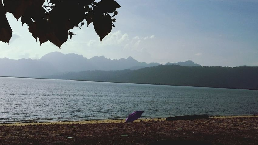 Langkawi Purpleumbrella Airport Beach Throwback