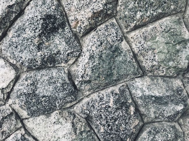 Abstract Architecture Backgrounds Built Structure Close-up Day Full Frame Granite Gray Marble Nature No People Outdoors Pattern Rock - Object Stone Material Textured