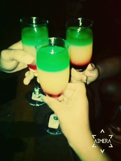 Drink at nigth <3