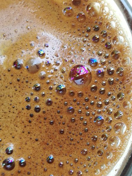 Bubble No People Colors Coffee Time Sparkling Sparklingcoffee Drink Eyeemfirstphoto EyeEm Best Shots Nature Freshness Day