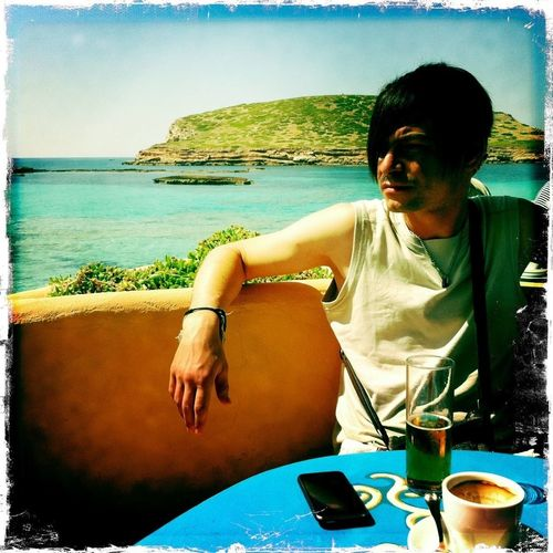 AMPt - Cafe Culture I Love Ibiza Ibiza