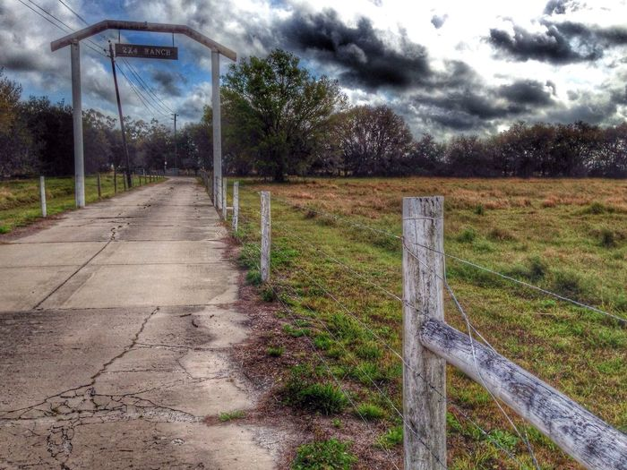 somewhere in Florida it is TGI Fence Post Friday