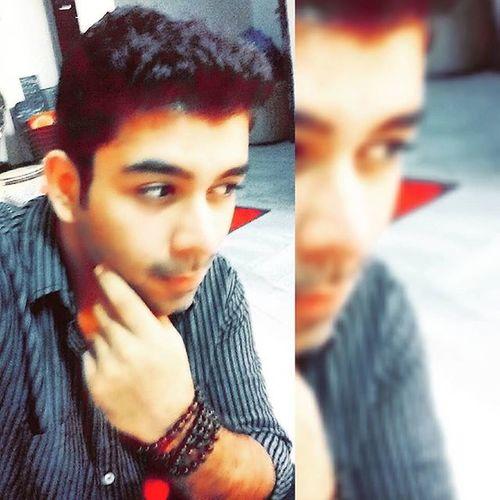 Swagger  Puja Mala Backtomybeeds selfie sideprofile tunedout snapchat instagramlove instagram pious religious mandir aarti selfobsessed distractedeasily harekrishna harerama god bhagwan