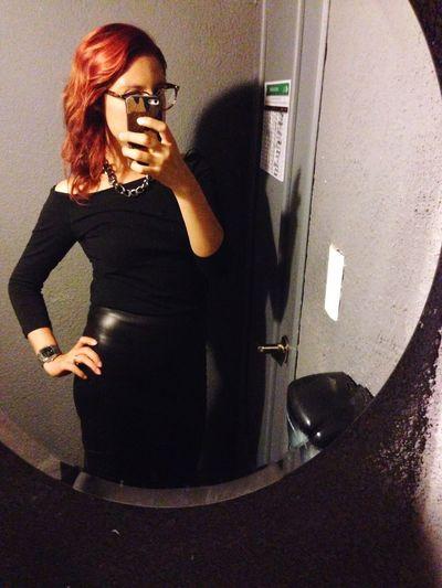 Selfie en el baño porque Yolo Birthday Girl 30thBirthday