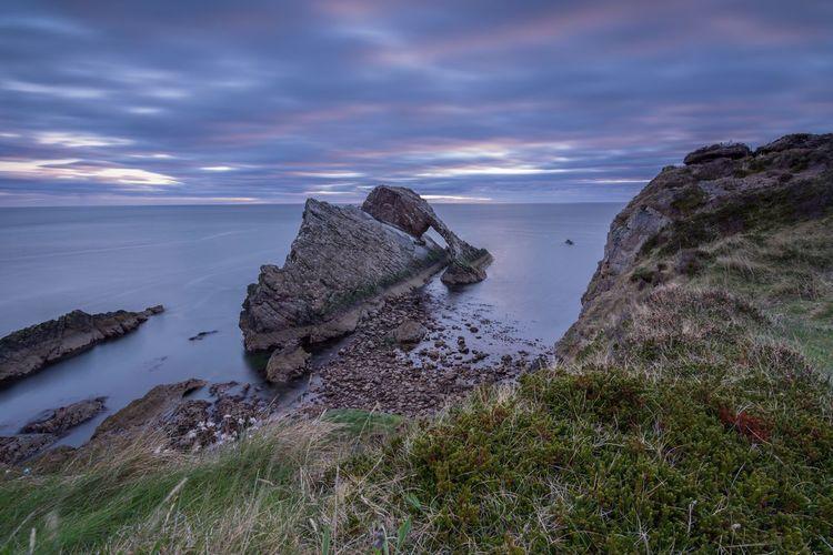Subdued sunrise. Sunrise_sunsets_aroundworld Countryside Nikon Leefilters Landscape Tokina 11-16 Mm F/2,8 Nikon D7200 Beach Seascape Scotland Sunrise Nature Morayshire