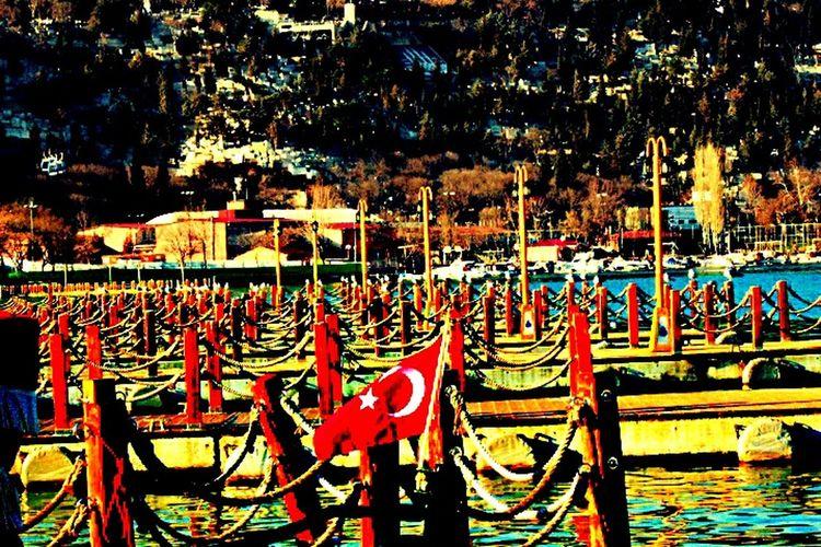 Istanbul City Glorious Turkish Flag EyeEm Gallery EyeEmBestEdits EyeEm Best Shots EyeEmbestshots EyeEmBestPics EyeEm