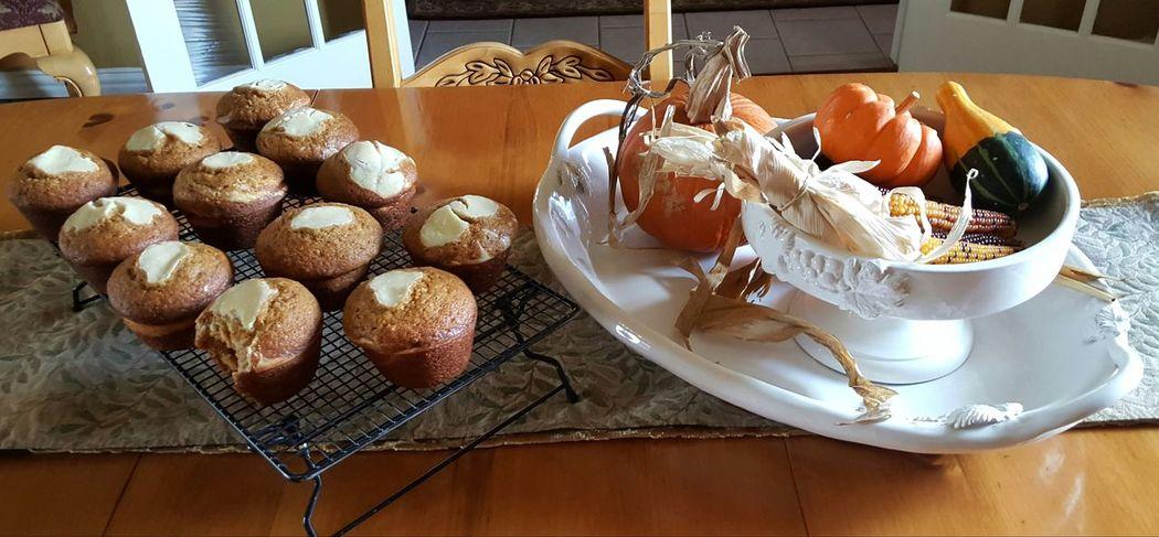 Fall baking pumpkin Thanksgiving is coming! in my mouf eyem breakfast club