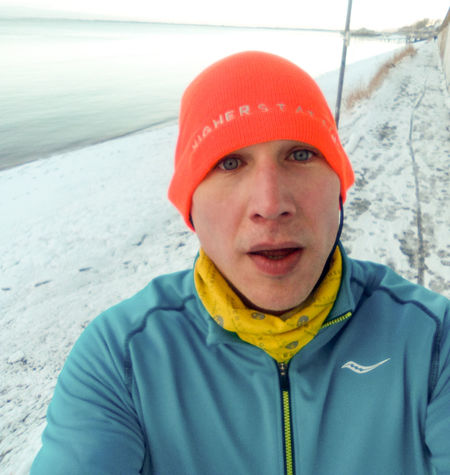 Running in the snow Headshot Self Portrait Selfie ✌ Fitness Running Blue Eyes River Winter Winter Sport Looking At Camera Portrait One Man Only One Person Front View Only Men Headshot Winter Outdoors Snow Beach Cold Temperature Happiness Confidence  Colour Your Horizn EyeEmNewHere