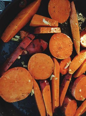 Food Sweetpotato Potato Oregano Yummy Marinade