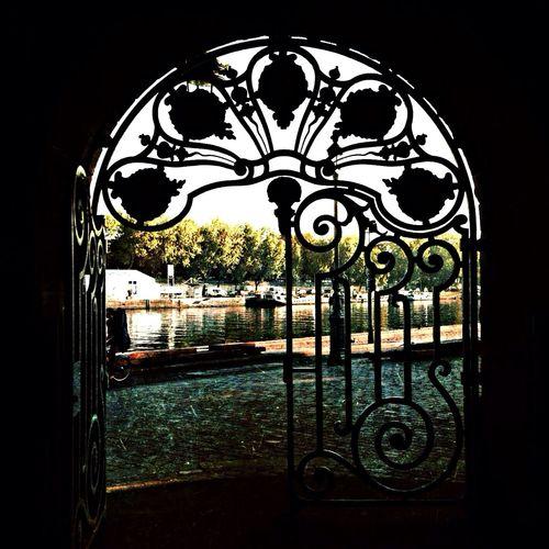 Pont Alexandre III Porte