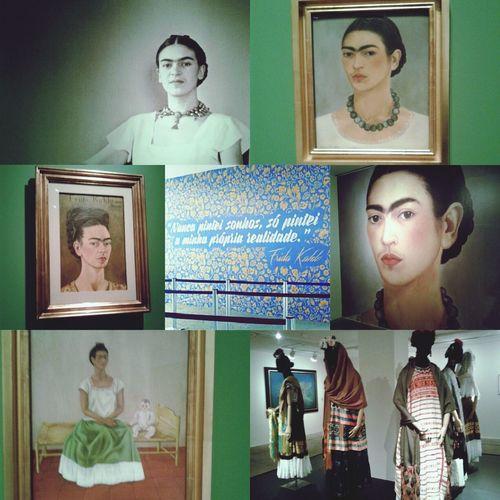 Exposição Fridakahlo Caixa Cultural Arte Brasília Df