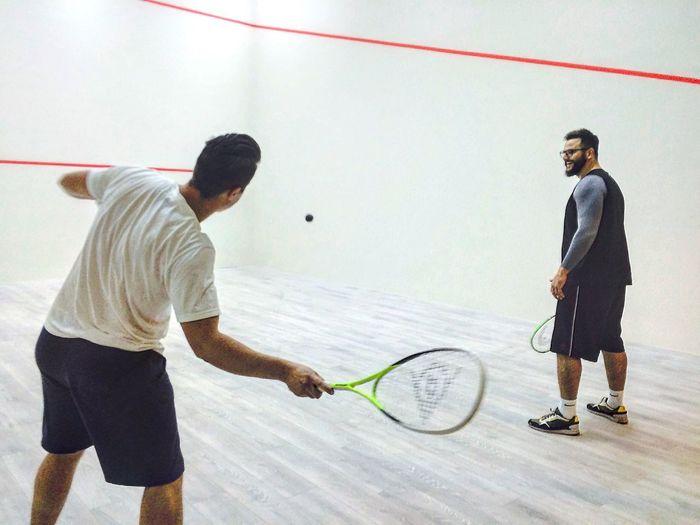 Squash Sport Rocket