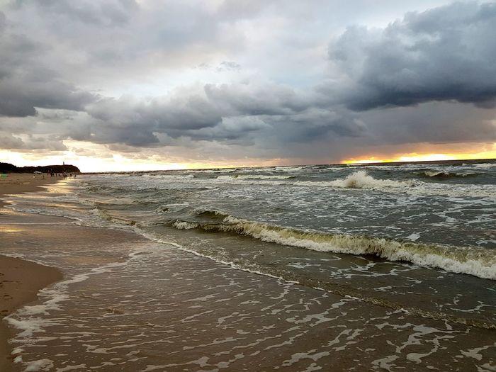 sea Water Low