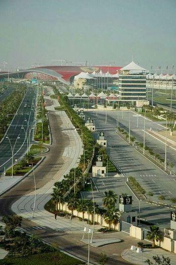Smart Et Farrari Road Racing Abu Dhabi 2014 UAE Pride